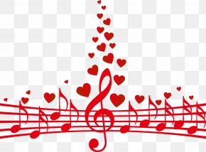 Musical Note - Musical Note Symbol Marriage Staff PNG