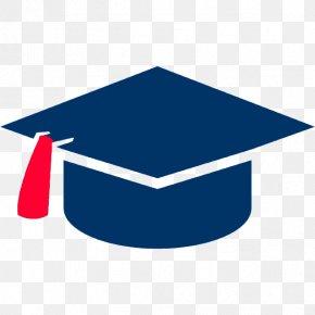 Cap - Square Academic Cap Graduation Ceremony Student Cap Clip Art PNG