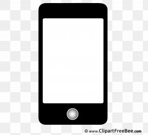 Phone - IPhone Smartphone Android Clip Art PNG