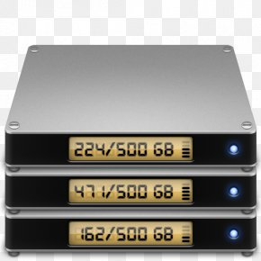 Folder Fileserver - Hardware Technology Electronics Audio Equipment PNG