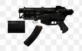 Weapon - Trigger Fallout 4 Fallout: New Vegas Firearm 10mm Auto PNG