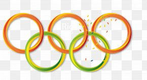 Olympic Rings Creative - 2016 Summer Olympics Opening Ceremony 2020 Summer Olympics 2016 Summer Paralympics Winter Olympic Games PNG