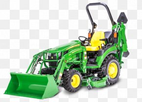 Tractor - John Deere Dowda Farm Equipment Tractor Padula Brothers Heavy Machinery PNG