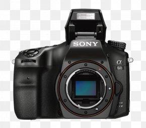 Camera - Digital SLR Sony SLT Camera APS-C Photography PNG