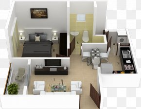Apartment - Whitefield, Bangalore Floor Plan Skylark Ithaca Interior Design Services Apartment PNG