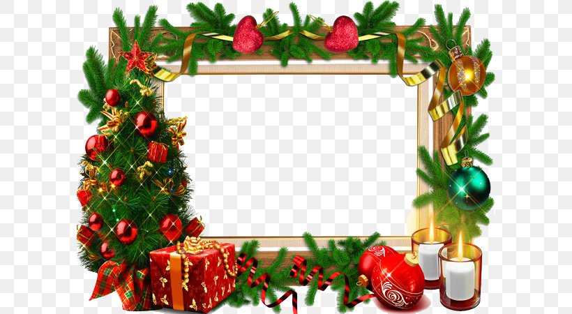Christmas Card Picture Frame, PNG, 600x450px, Christmas, Apng, Christmas And Holiday Season, Christmas Card, Christmas Decoration Download Free