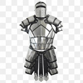 Armour - Middle Ages Components Of Medieval Armour Plate Armour Body Armor PNG