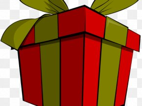 Rentals Outline - Shareware Treasure Chest: Clip Art Collection Christmas Gift Image PNG