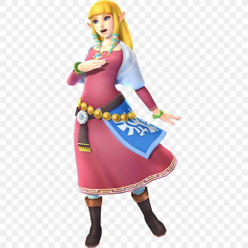 The Legend Of Zelda: Skyward Sword Hyrule Warriors The Legend Of Zelda: Twilight Princess HD The Legend Of Zelda: Ocarina Of Time, PNG, 2000x2000px, Legend Of Zelda Skyward Sword, Action Figure, Barbie, Costume, Costume Design Download Free