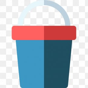 Bucket Icon - Product Design Brand Angle Font PNG