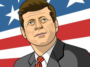 Reagan Cliparts - Assassination Of John F. Kennedy President Of The United States Clip Art PNG