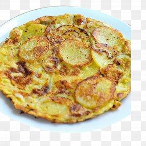 Spanish Potato Omelette - Fried Egg Spanish Cuisine Spanish Omelette Breakfast Potato PNG