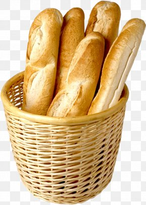 Bread - Feeding The Multitude Bread Loaf Baguette Fish As Food PNG