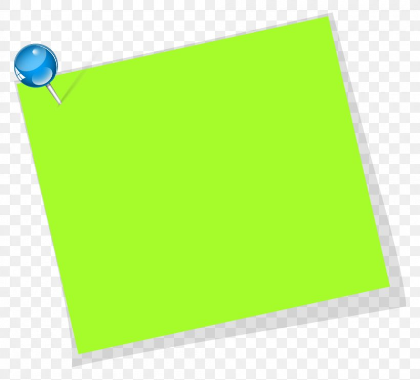 Paper Post-it Note Green Envelope Notebook, PNG, 1000x906px, Paper, Adhesive, Area, Brand, Color Download Free