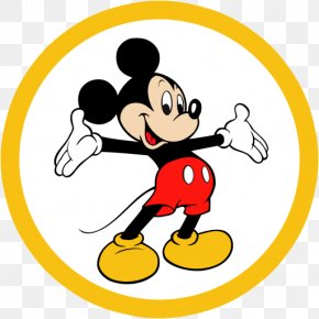 Mickey Mouse - Mickey Mouse Minnie Mouse The Walt Disney Company Oswald The Lucky Rabbit Animated Cartoon PNG