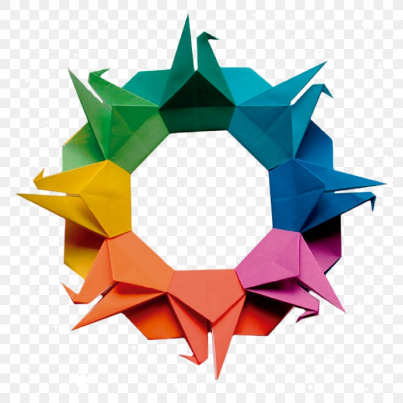 How to make Origami Flowers   Projects of Hanna Zoon   820x820