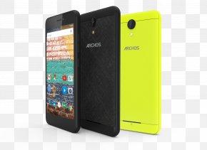 Smartphone - ARCHOS Archos 50F Neon Archos 50F Neon Black 5 8GB 3G Unlocked & SIM Free Archos Smartphone Helium 4G 50F 32GB 4G Azul Price PNG