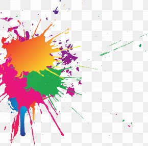 Colour - Color Desktop Wallpaper Splash PNG