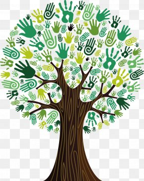 Green Palm Tree - Mental Health Awareness Month Mental Illness Awareness Week Mental Disorder Recovery Approach PNG