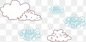 Cartoon Clouds - Visual Arts Cartoon Designer PNG