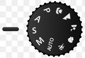 Aperture Vector - Aperture Priority Shutter Priority Shutter Speed Digital Camera Modes PNG