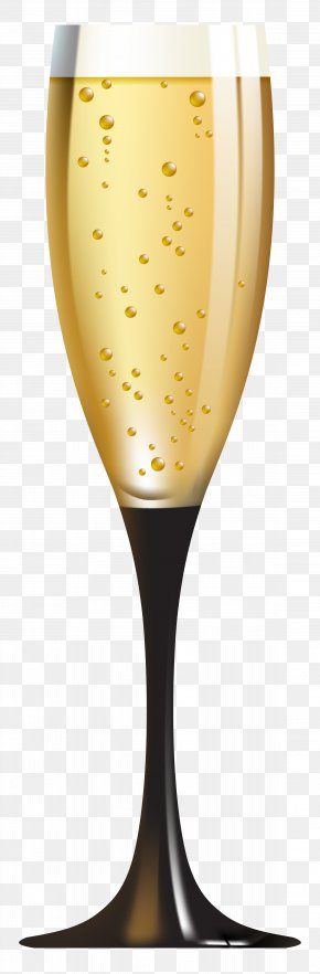 Glass Of Champagne Clipart Imag - Champagne Glass Cocktail Wine Martini PNG