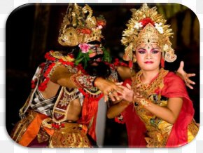 Chinese Clothes - Southeast Asia Balinese Dance Tradition Culture PNG