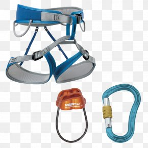 Rock - Climbing Harnesses Rock Streak Safety Harness Via Ferrata PNG