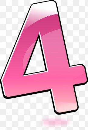 Clip Art Number 5 - Number Clip Art PNG