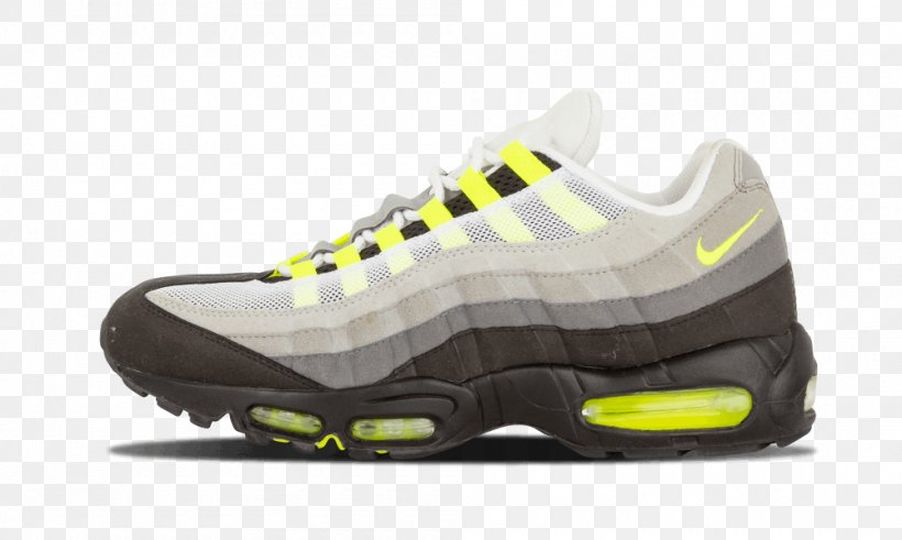 Mens Nike Air Max 95 Sports Shoes Air Max 95 Og Png 1000x600px Nike Air Jordan
