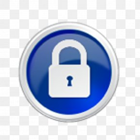 Padlock - Web Hosting Service Technical Support Business Email PNG