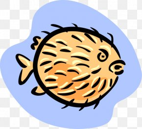 Puffer Fish - Clip Art Illustration Image Vector Graphics Royalty-free PNG
