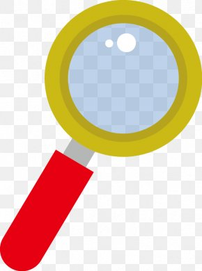 Magnifying Glass Vector Material - Magnifying Glass Euclidean Vector PNG