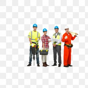 Civil Engineering - Construction Worker House Painter And Decorator Architectural Engineering Laborer PNG