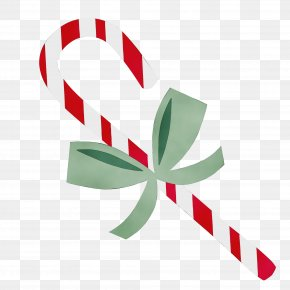Christmas Confectionery - Candy Cane PNG