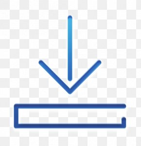 Symbol Electric Blue - Download Icon Arrows Icon Web Navigation Line Craft Icon PNG