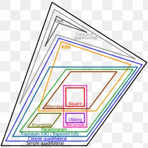 Quadrilateral Vector - Euler Diagram Quadrilateral Venn Diagram Polygon Mathematics PNG