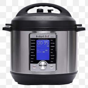 Cooking - Instant Pot Duo Plus 9-in-1 Pressure Cooking Slow Cookers PNG
