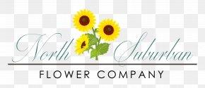 Design - Logo Floral Design Cut Flowers Brand PNG
