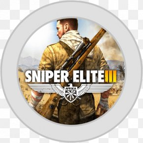 Sniper Elite - Sniper Elite III Xbox 360 PlayStation 2 Video Game PNG