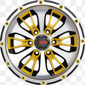 Wheel Rim - Jeep Wrangler Car Rim Wheel PNG