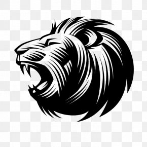 Gryffindor - Lion Logo Symbol Idea PNG