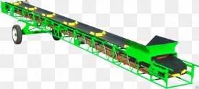 Conveyor Belt Conveyor System Bulk Material Handling Manufacturing Heavy Machinery PNG