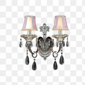 Continental Home - Chandelier Light Lamp PNG
