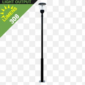 Light Post - Solar Street Light Solar Lamp LED Lamp Lighting PNG