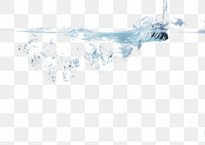 Splash The Bubbles In The Beautiful Water - Beer Purified Water Drinking Mineral Water PNG