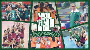 Volleyball - Bursaspor Volleyball Team Sport Wallpaper PNG