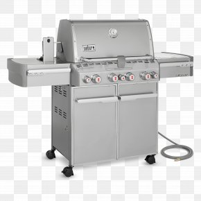 Barbecue - Barbecue Gasgrill Weber-Stephen Products Weber Summit S-470 Natural Gas PNG
