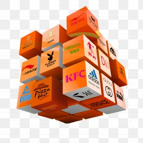 Trademarks Cube - Trademark Brand Rubiks Cube PNG