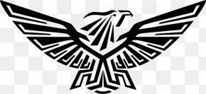 Eagle Symbol Transparent Image - Eagle Logo Bird Clip Art PNG